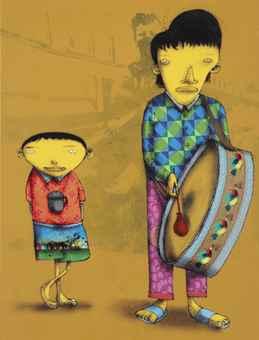 Os Gemeos-Carnavale-2005