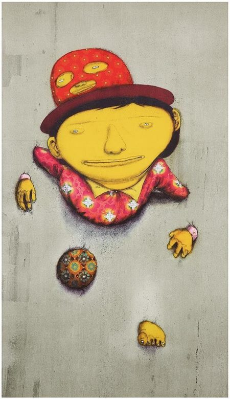 Os Gemeos-The Other Side-2014