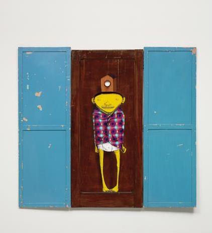 Os Gemeos-Untitled-1999