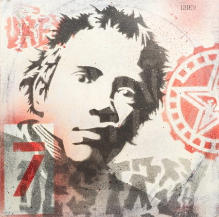 Shepard Fairey-Johnny Rotten-2003