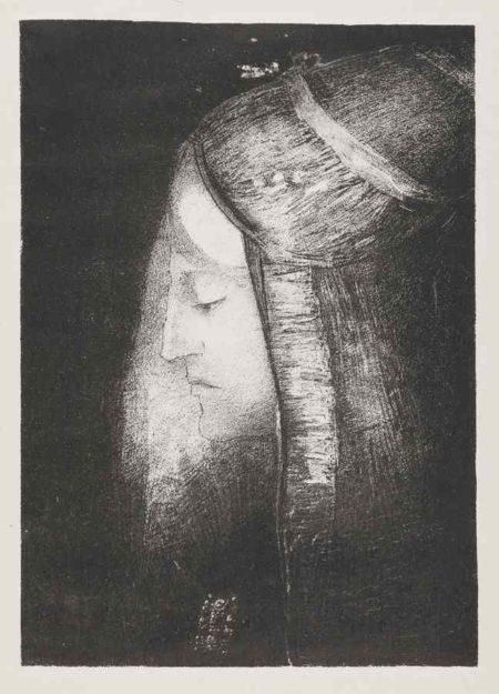 Profil De Lumiere-1886
