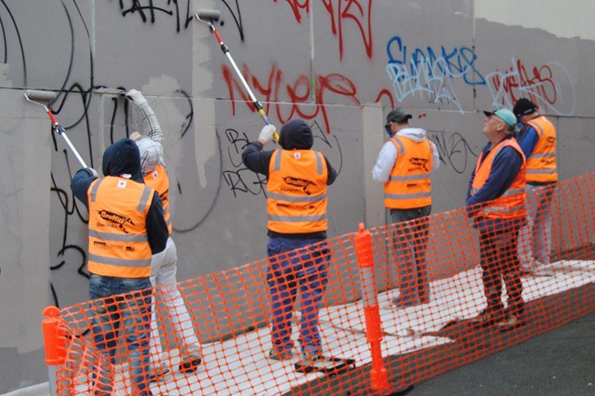Street Art Vandalism