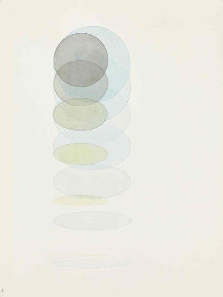 Olafur Eliasson-Blue and grey to yellow movie-2009