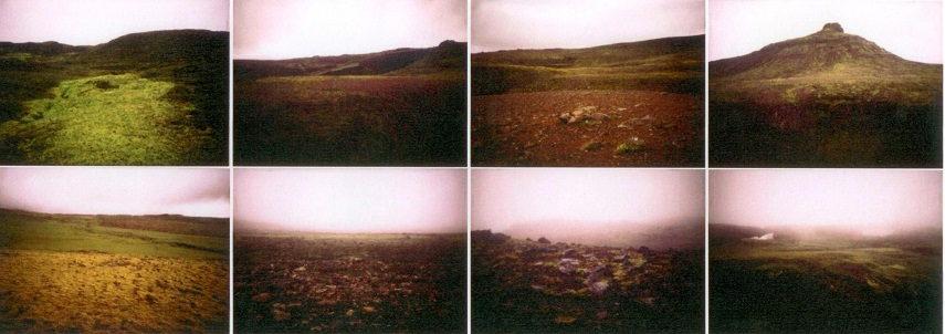 Olafur Eliasson, Landscapes, 1995