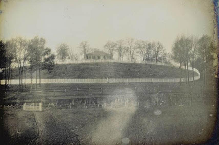 Oldest Photo of NY film