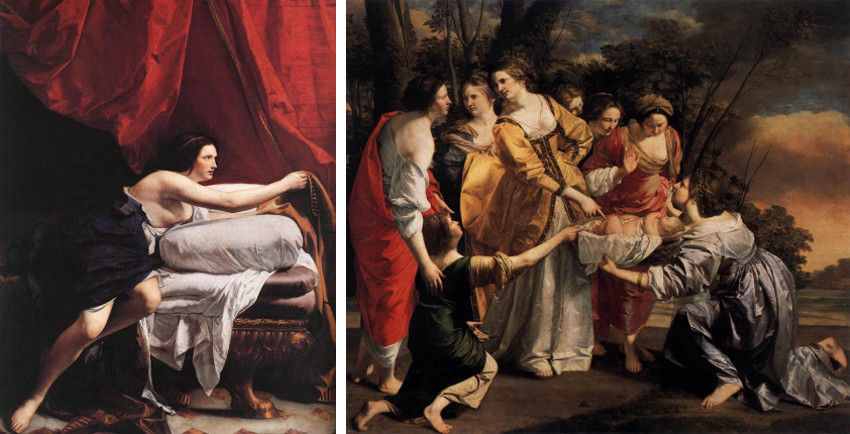 Orazio Gentileschi search for paul collection page is the official page of search collection