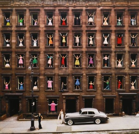 Ormond Gigli-New York City (Girls In The Windows)-1960