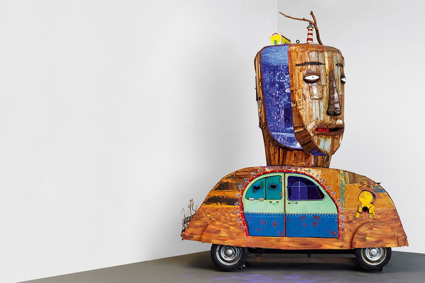 Os Gemeos - Artwork - image via arrestedmotion