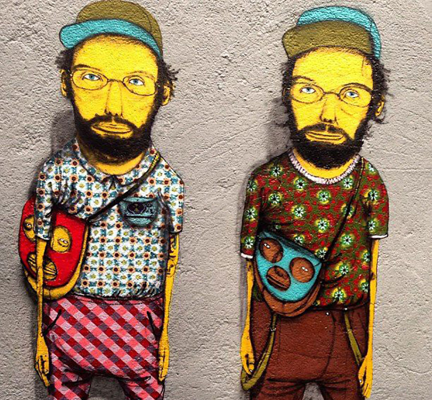 Popular Street Art