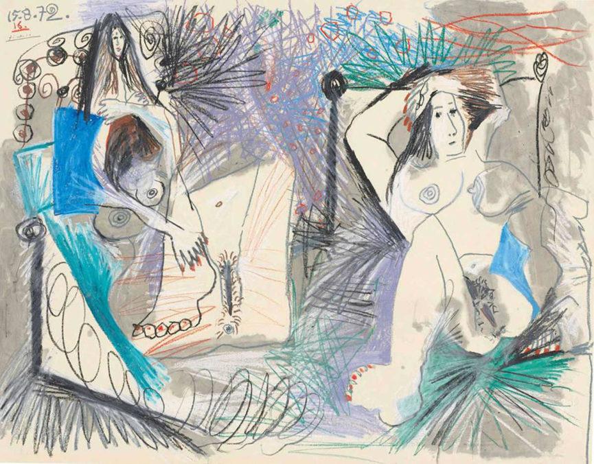 Pablo-Picasso-Deux-nus-couches-Courtesy-of-Thomas-Gibson-Fine-Art1200