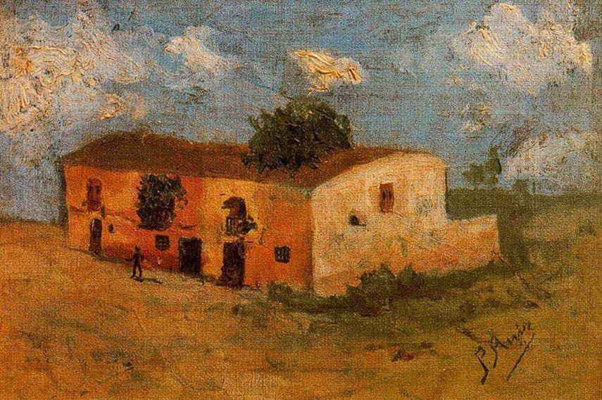 Pablo Picasso modern  museum