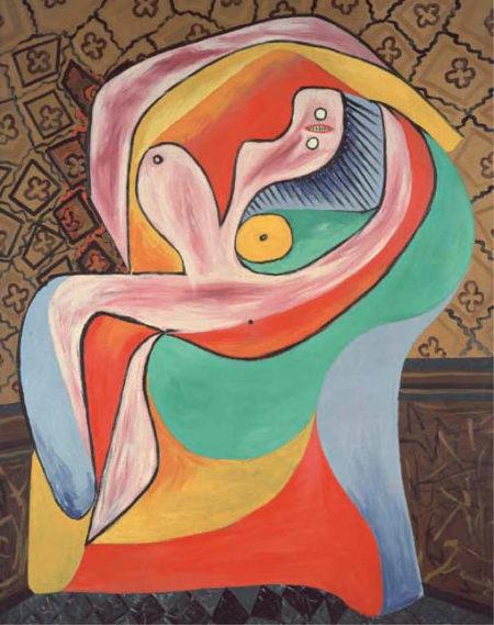 Pablo Picasso-Le repos-1932