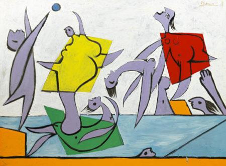 Pablo Picasso-Le sauvetage-1932