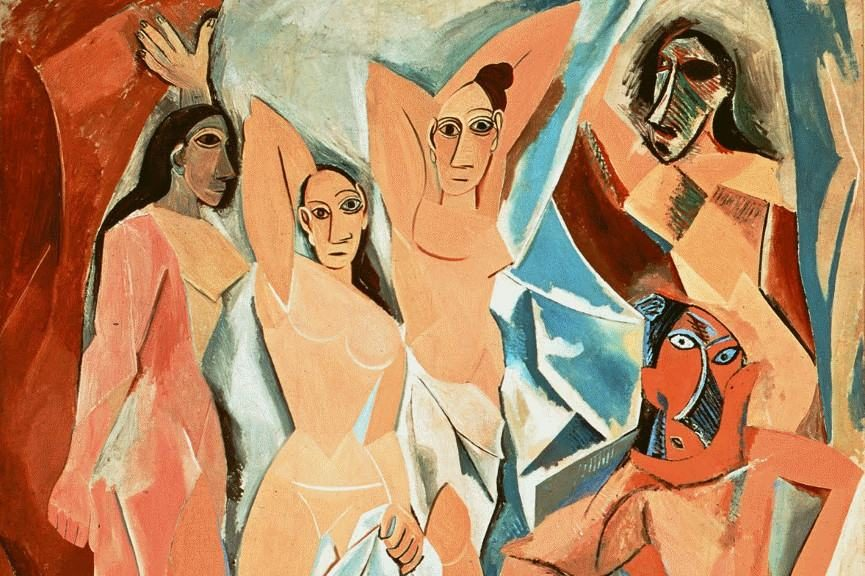 Cubism has two phases of Cubism