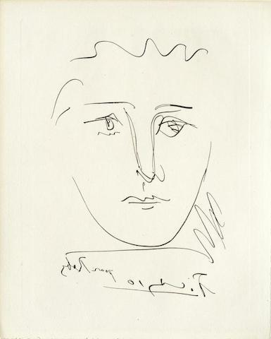 Pablo Picasso-Robert-J. Godet: L'Age de Soleil vol-1950
