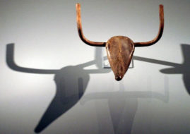 Pablo Picasso - The Bull Head. Image via pablopicasso.org