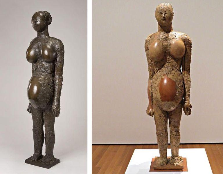 Pablo Picasso - The Pregnant Woman, 1950