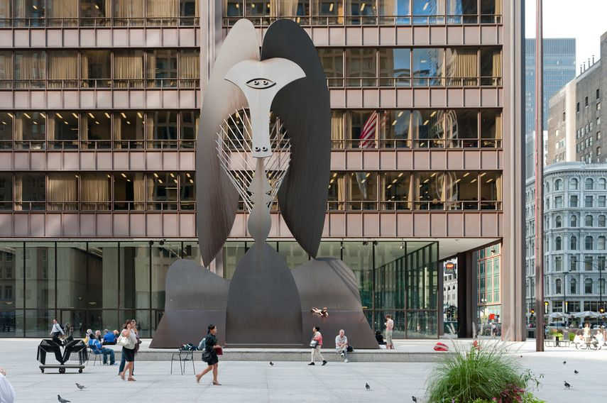 Pablo Picasso - Untitled, 1967