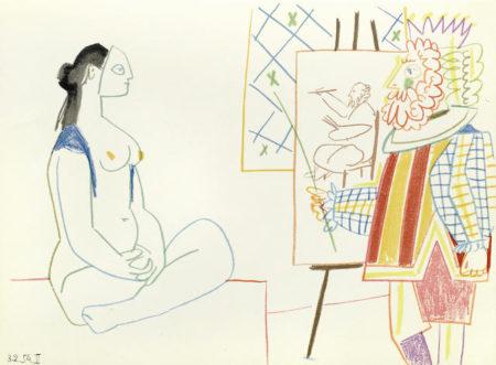 Pablo Picasso-Verve: Volume VIII, 29-30. Suite De 180 Dessins De Picasso-1954