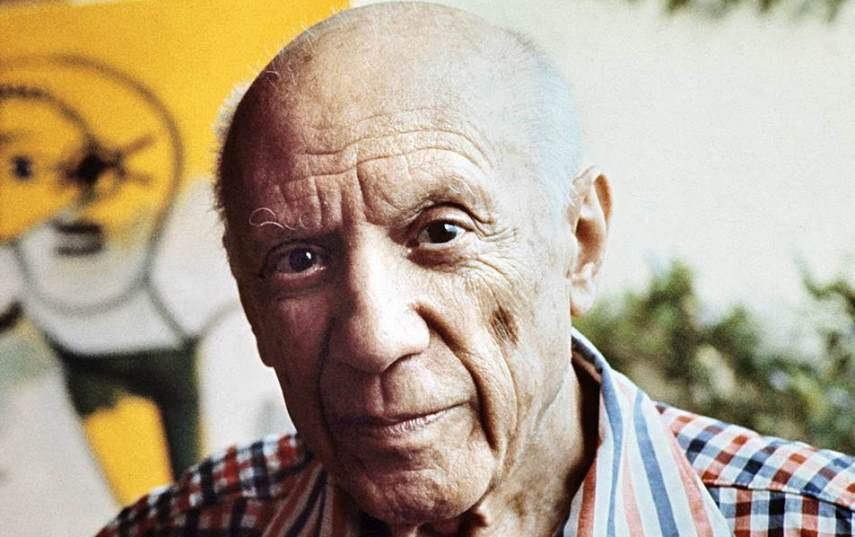 yves bouvier picasso