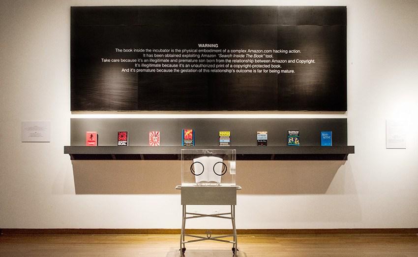 Amazon Noir, Museum China Academy of Art, Hangzhou, China - digital
