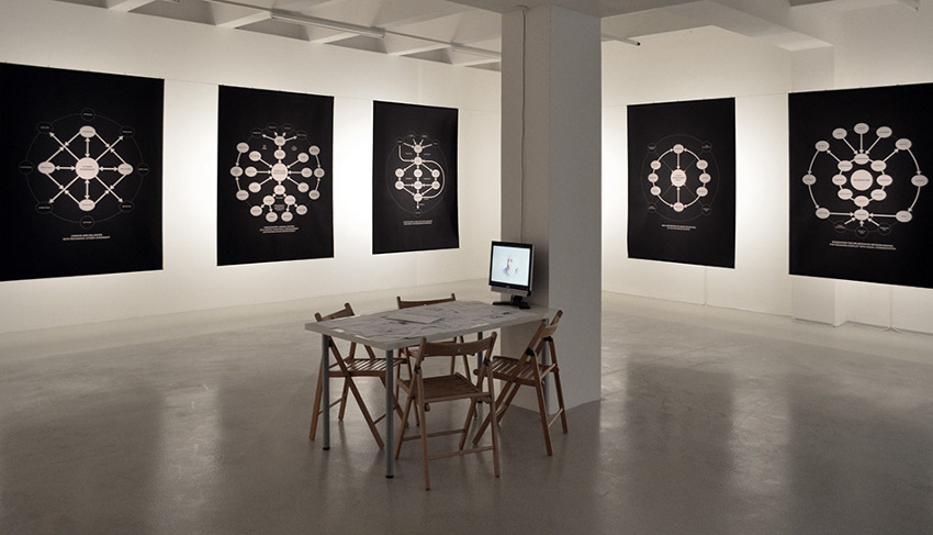 works for Modes of Democracy at DOX Centre for Contemporary Art, Prague, Czech Republic