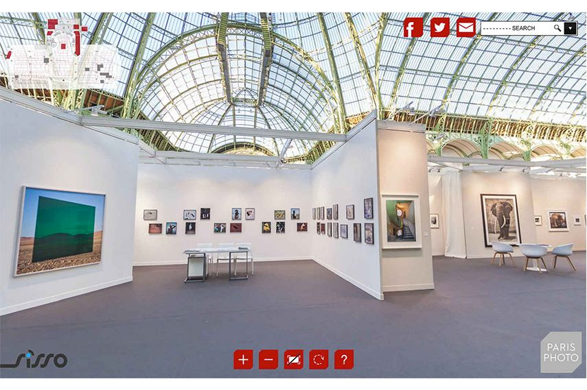 Paris Photo Fair Virtual Tour