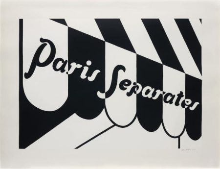 Patrick Caulfield-Paris Separates-1973