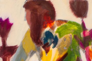 Patrick Shoemaker Paintings Emanate Polarized Passions in Exhibition at Anna Zorina Gallery