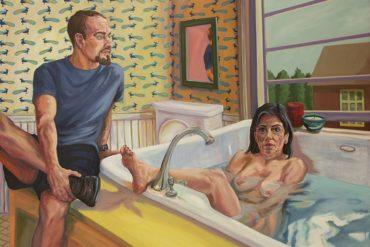 Three Women Exhibition at Anna Zorina Gallery - Nadine Faraj, Alonsa Guevara, Patty Horing