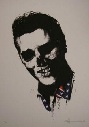Paul Insect-Elvis Presley Dead Rebel 06-2006