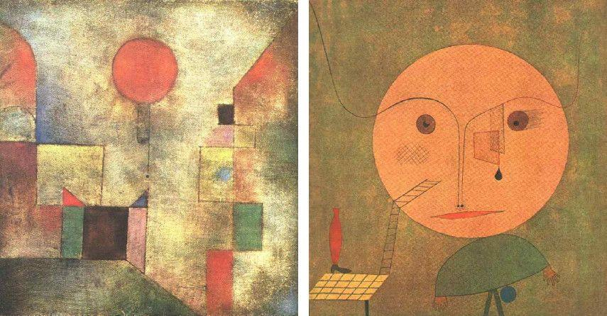 klee german german works modern swiss painter new 1940 museum century use search page later marc small near picture exhibition media