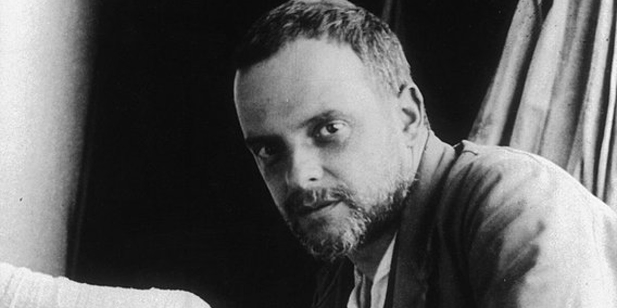 Paul Klee, artist, photo credits - Emaze