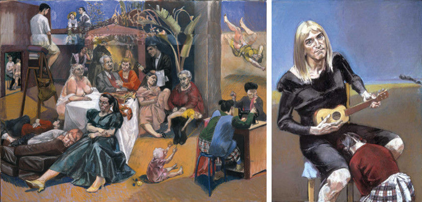 Paula Rego decides on terms of privacy of her home and art in london