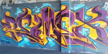 Pemex - graffiti