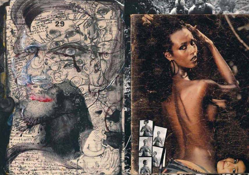contact use gallery world montauk home andy policy news privacy family says Peter Beard - Iman