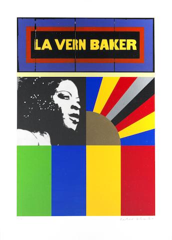 Peter Blake-La Vern Baker-2008