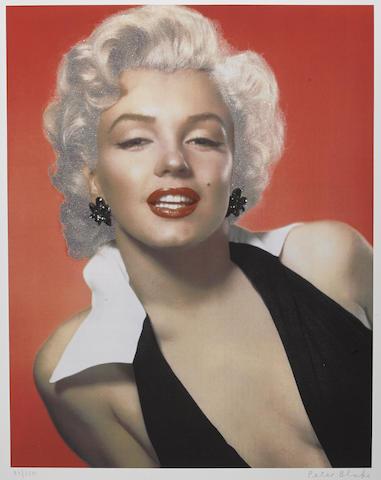 Peter Blake-Marilyn-2010