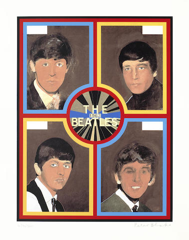 Peter Blake-The Beatles 1962-2012