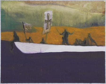 Peter Doig-Canoe-2008