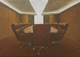 Peter Waite - Union Carbide Board Room