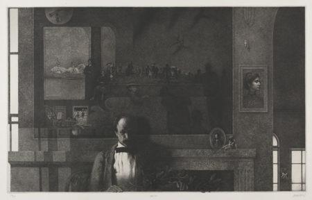 Peter Winslow Milton-Daylilies-1975
