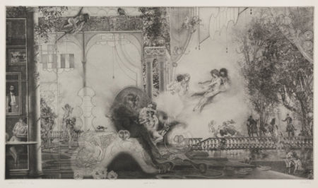Peter Winslow Milton-Les Belles Et La Bete I & II-1977