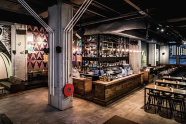 Amsterdam Gets De Bajes - A Street Art Bar Curated by Vroom and Varossieau!