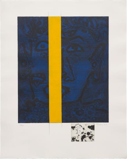 Philip Tsiaras-Yellow Bar-1988