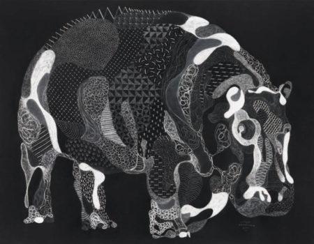Philippe Baudelocque-Série sur le règne animal-2010