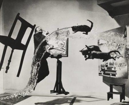 Philippe Halsman-Dali Atomicus-1948