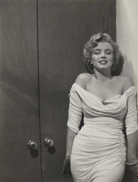 Philippe Halsman-Marilyn Monroe-1952