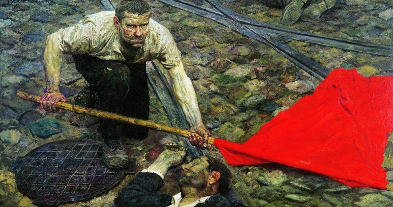 Socialist realism | Soviet socialist realism | Paintings ...