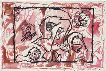 Pierre Alechinsky-Articles Suivis sur Aquarellade-1978